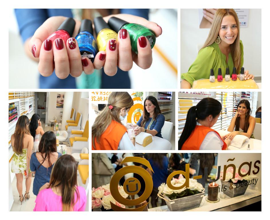 Nails Party d-uñas