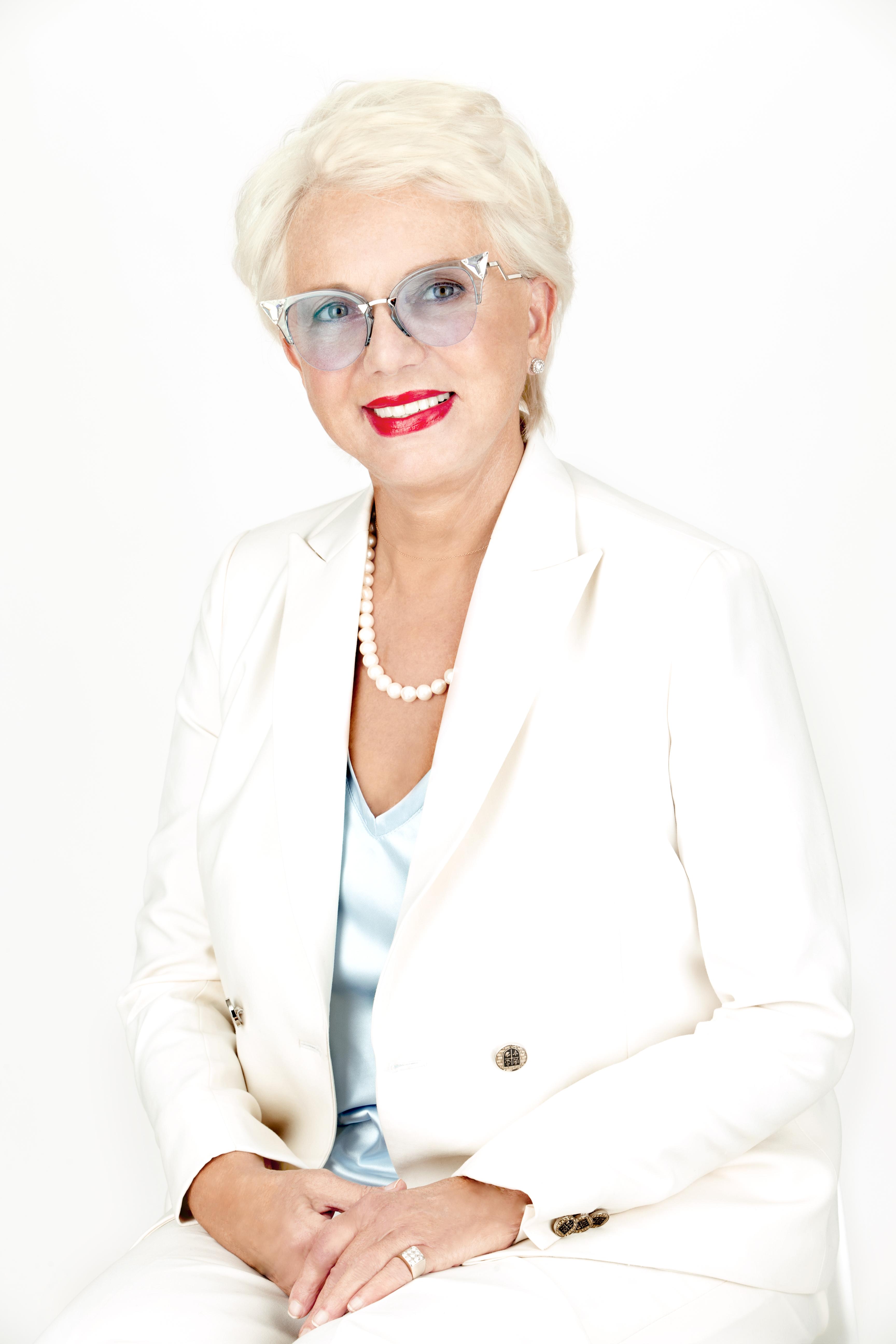 Christina Zehavi, gurú de la belleza, visita España