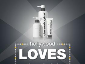 Hollywood loves Dermalogica