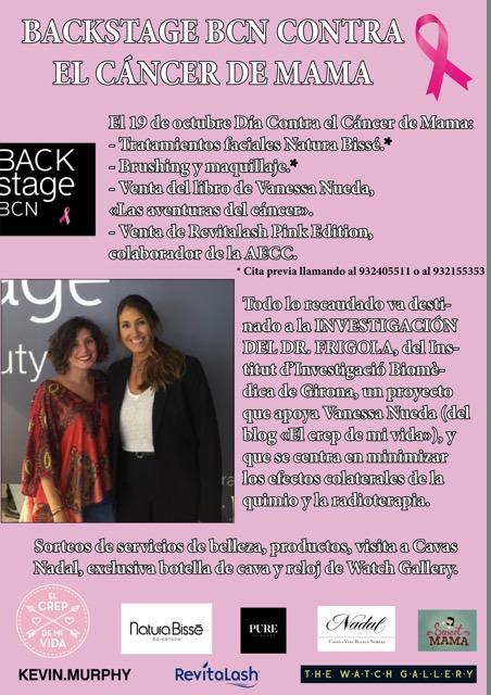 Backstage 19 octubre