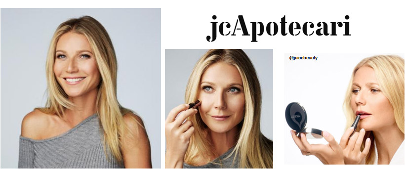 JC APOTECARI Juice Beauty Gwyneth Paltrow