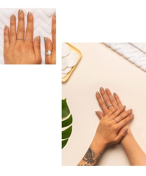 nails medium