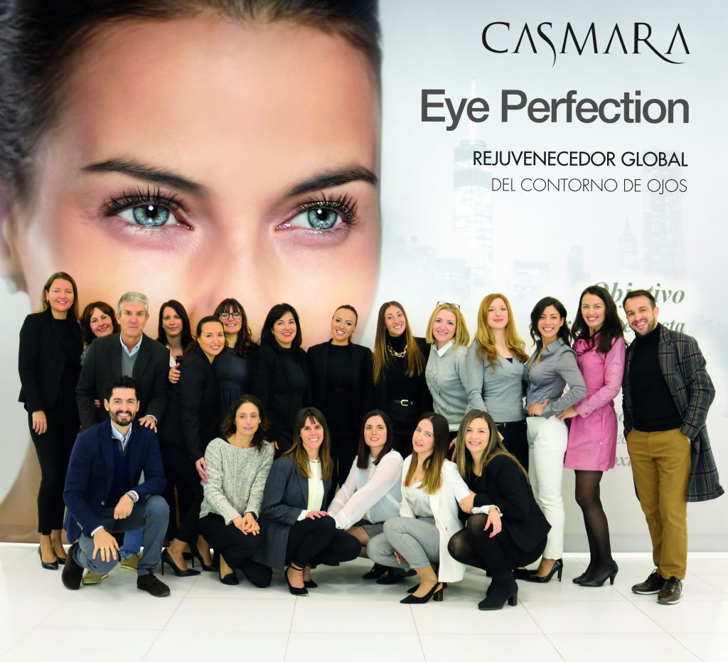 Eye Perfection Equipo