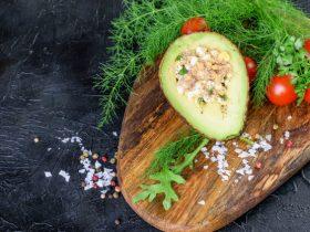 comida saludable fin de año