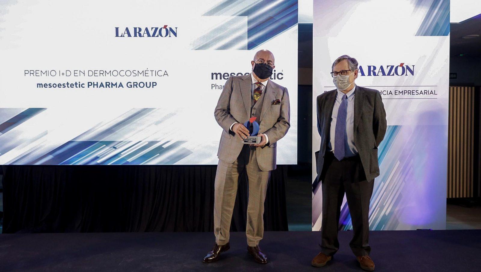 mesoestetic Joan Carles Font y Francisco Maruhenda
