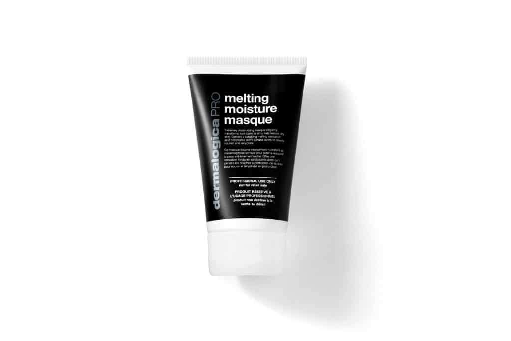 Professional top down Ecomm Melting Masque