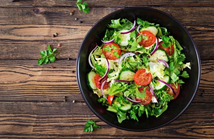 recetas sanas y fáciles para verano