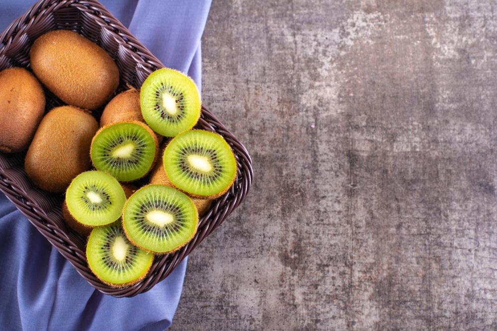 kiwi mejores frutas para la piel