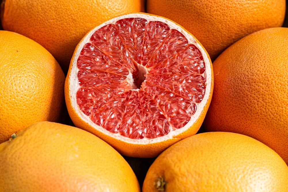 pomelo mejores frutas para la piel