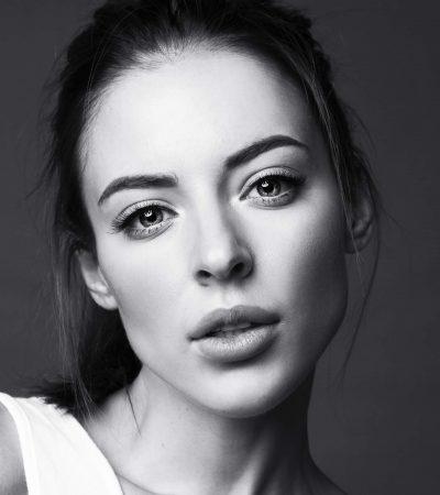 belleza natural mujer