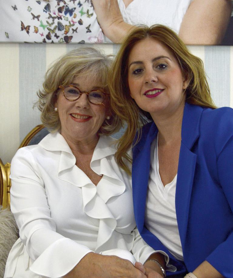 Isabel y Ana P. Lostao