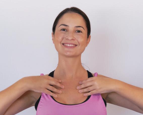 yoga facial 2
