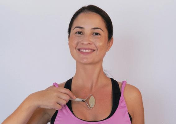 yoga facial 4