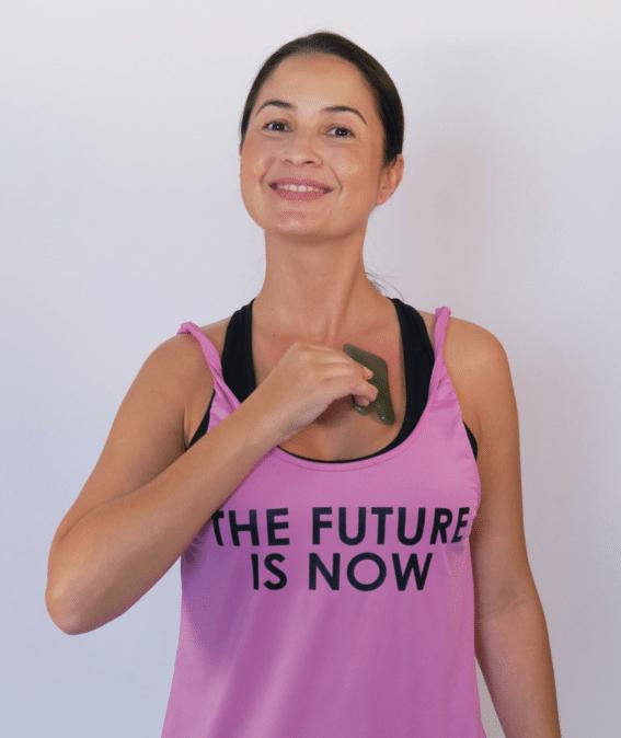 yoga facial 5