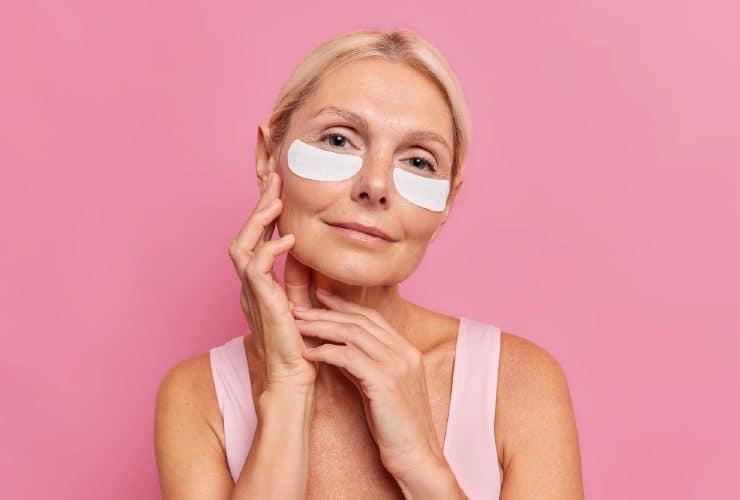 cuidado de la piel a partir de los 40